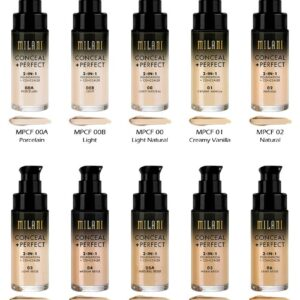 Base Conceal+Perfect de Milani