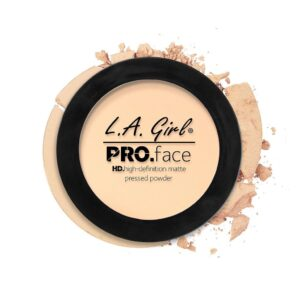 Polvo Compacto High Definition Matte L.A. Girl