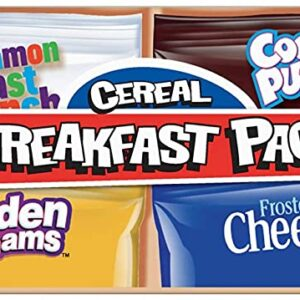 Cereal Breakfast Pack 8 Pouches