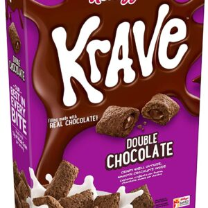 Cereal Krave Family Size