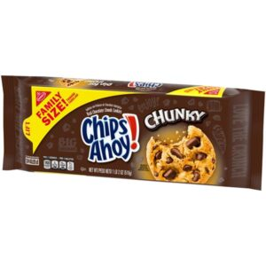 ¡Chips Ahoy! Chunky Family Size, 510 grs