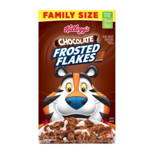 Frosted Flakes Kellogg's Family Size