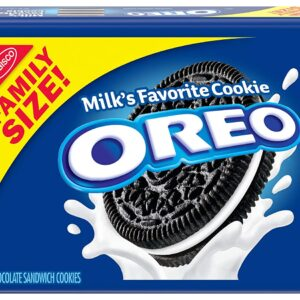 Oreo Milk's favorite cookie