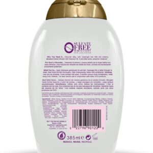 Shampoo Ogx Coconut Miracle Oil 385ml