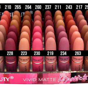 Labial Matte Vivid 24 Horas Ever Beauty