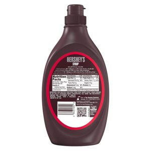 Hershey's Milk Chocolate Syrup