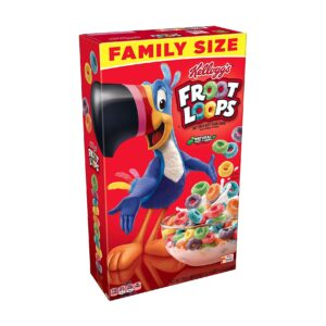 Froot Loops Family Size