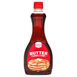 Butter flavored Syrup 24 oz 709 ml