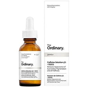 Cafeina Solucion 5% + EGCG 30 ml The Ordinary