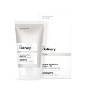 Factor Hidratante Natural + HA 30 ml The Ordinary